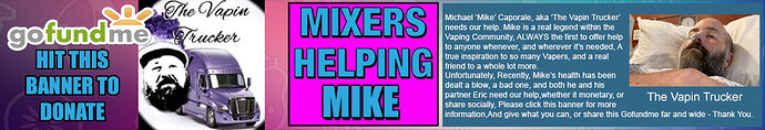 Mixers Helping Mike