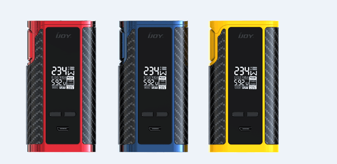 ijoy captain pd270 new color
