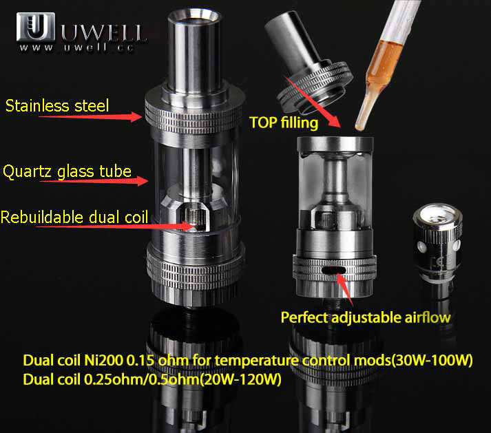 Safety e cigarette cartridges