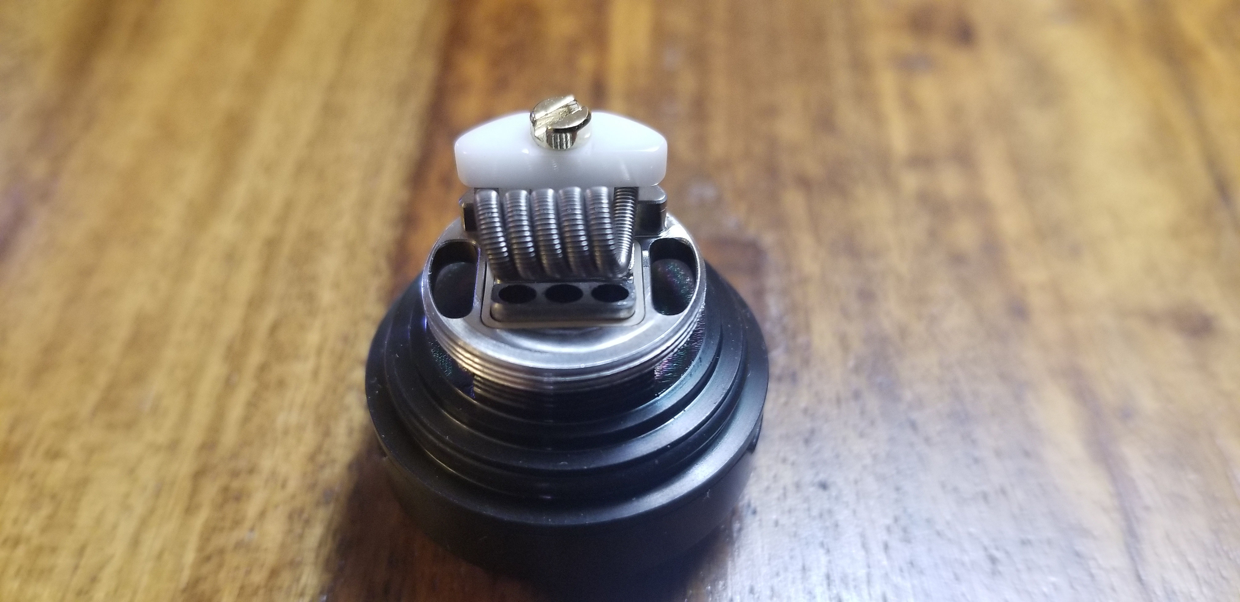Squid Industries PeaceMaker RTA and Double Barrel v 3 Mod